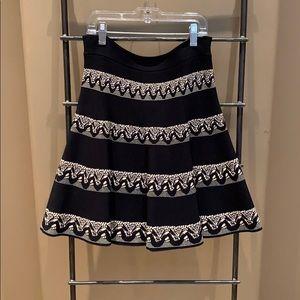 BCBG A Line Skirt